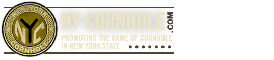 NY Cornhole promotes the game of cornhole in New York State.